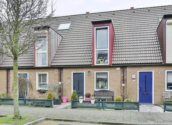 Obelisk 13 in Hoofddorp 2134 BR