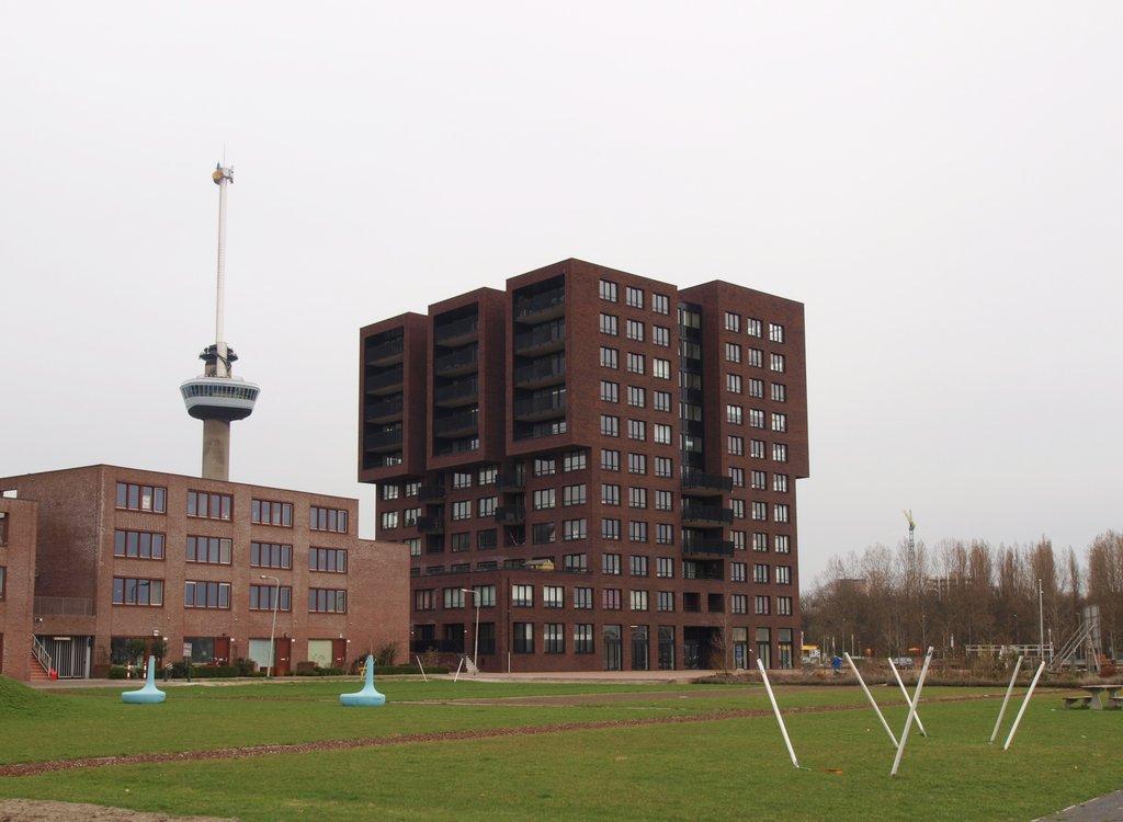 Mullerkade 621 in Rotterdam 3024 EP: Appartement. - Stad en Land NVM ...