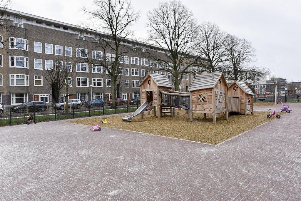 Authentieke Details Behouden : Jasonstraat 38 in amsterdam 1076 lc: appartement. barnhoorn