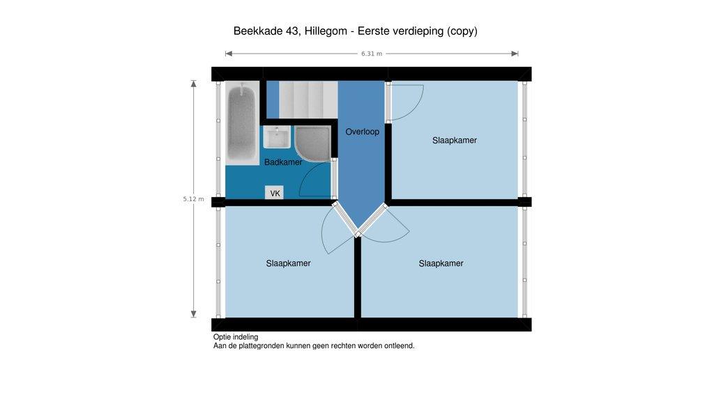 Beekkade 43 in Hillegom 2182 JG: Woonhuis. - Berg ERA Makelaars