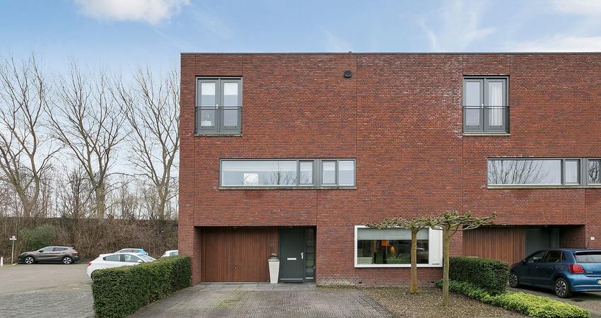De Heze 61 in Breda 4824 BW