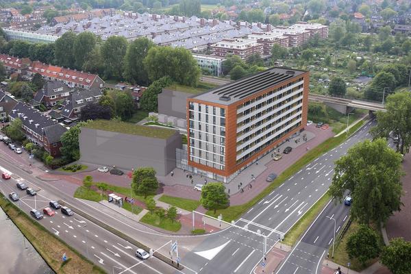 Pieter Van Musschenbroekstraat 113 in Haarlem 2014 HV