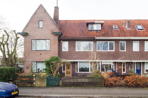Jacob Cabeliaustraat 1 in Utrecht 3554 VG