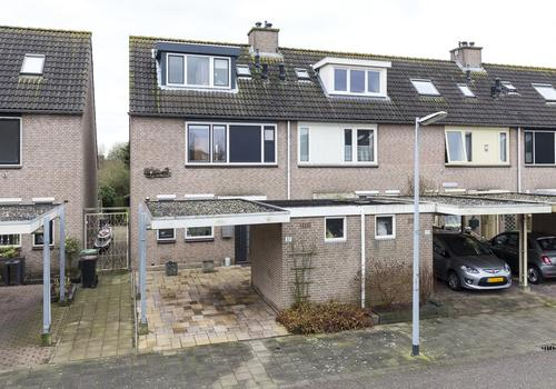 Hunzebos 37 in Hoofddorp 2134 KH