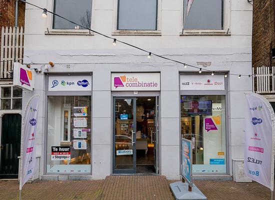 Voorstraat 14 in Harlingen 8861 BK
