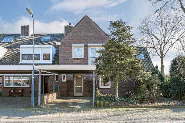 Marselaar 19 in Oosterhout 4907 LE