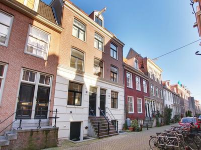 Derde Weteringdwarsstraat 5 B in Amsterdam 1017 TA