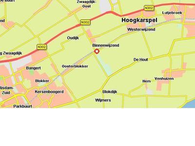 Binnenwijzend 14 in Westwoud 1617 KV