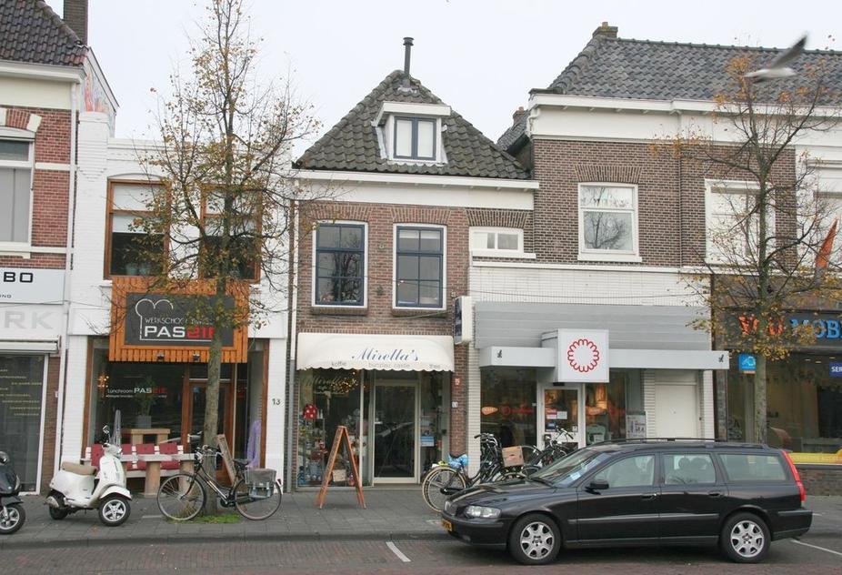 Diezerkade 14 in Zwolle 8021 CW