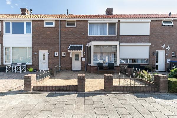 Geysendorfferstraat 19 in 'S-Hertogenbosch 5224 BM