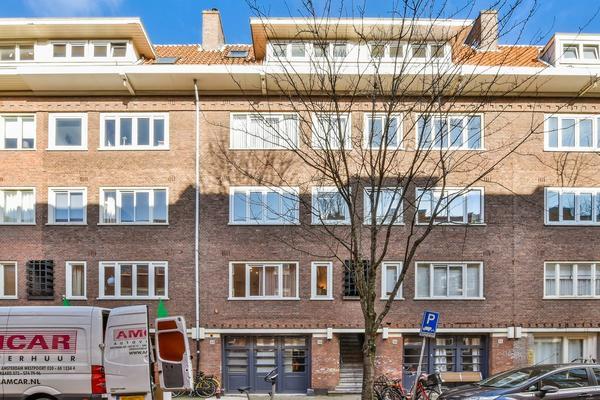 Cornelis Trooststraat 33 -2 in Amsterdam 1072 JB