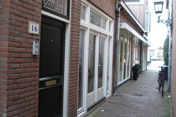 Vingerhoekhof 16 A in IJsselstein 3401 DX