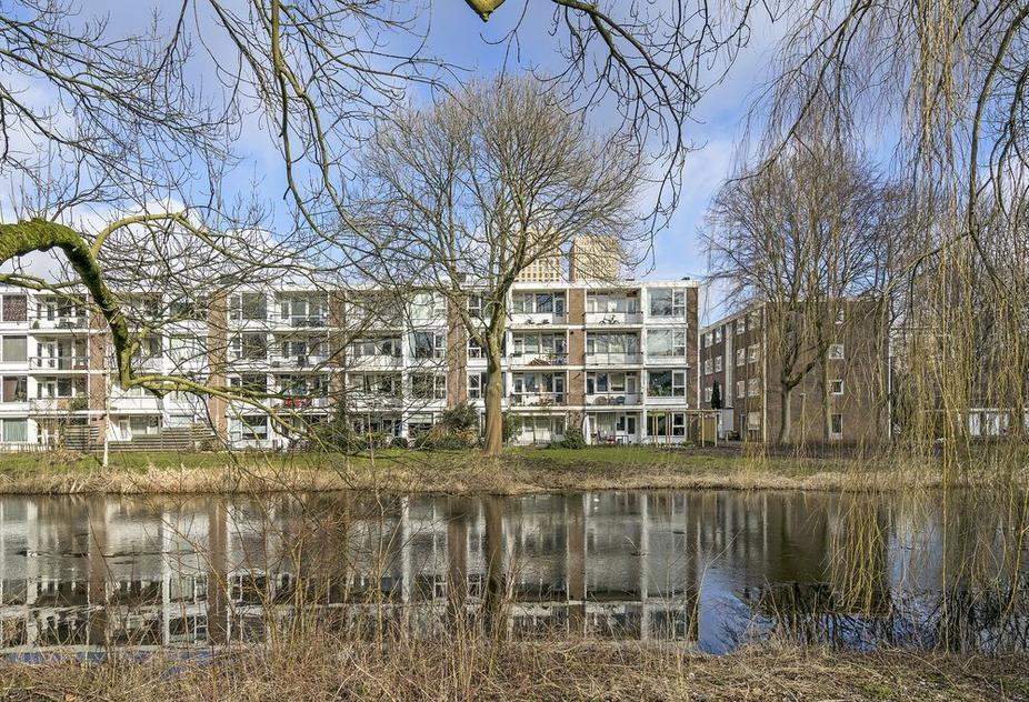 Wedderborg 117 in Amsterdam 1082 SX