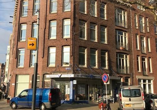 Lomanstraat 112 in Amsterdam 1075 RH