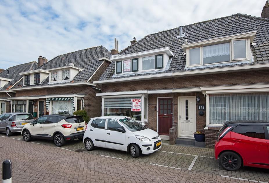 Noorder Kerkedijk 149 in Rotterdam 3078 PD