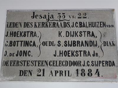 Legedyk 33 in Scharnegoutum 8629 RK