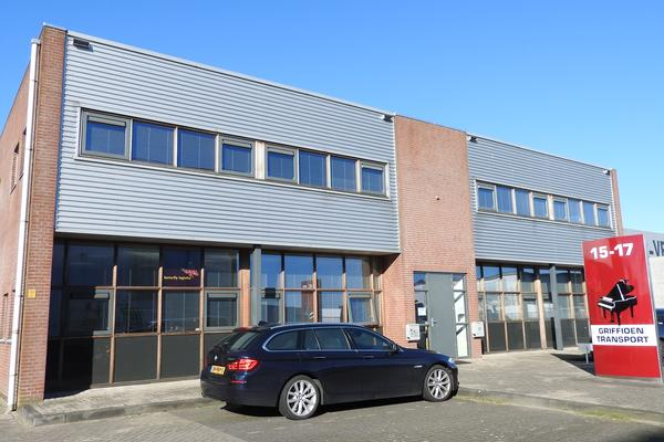 Denemarkenweg 15 -17 in Bodegraven 2411 RK