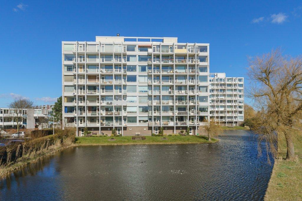 Jacob van campenlaan 104 in leiden 2321 gg: appartement