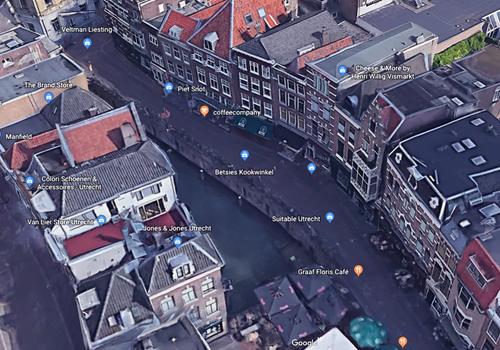 Vismarkt 4 in Utrecht 3511 KR