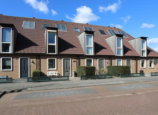 Obelisk 14 in Hoofddorp 2134 BR