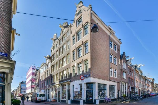 Tweede Egelantiersdwarsstraat 18 D in Amsterdam 1015 SC