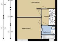 Ruysdaellaan 16 in Woudenberg 3931 TR