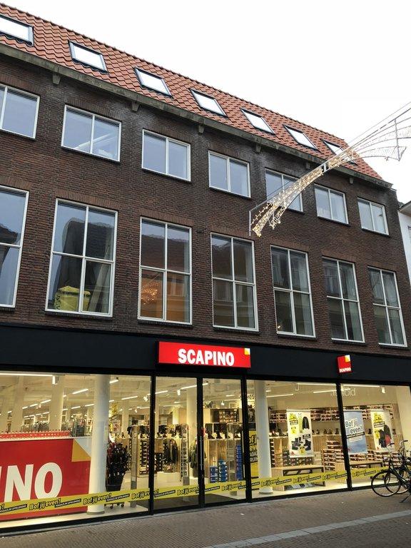 34be43655c8 Hoogstraat 70 in Wageningen 6701 BX: Appartement. - Kronenburg Living