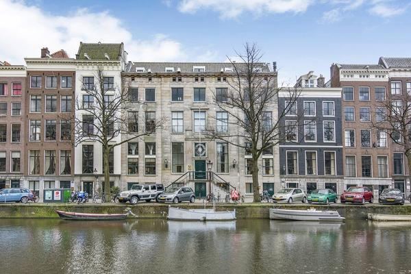 Keizersgracht 732 A in Amsterdam 1017 EW