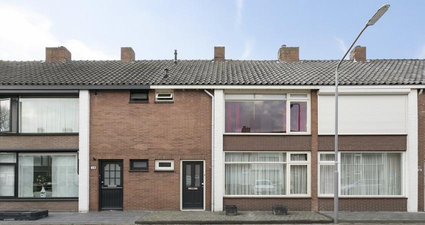 Nassaustraat 16 in Terheijden 4844 BD