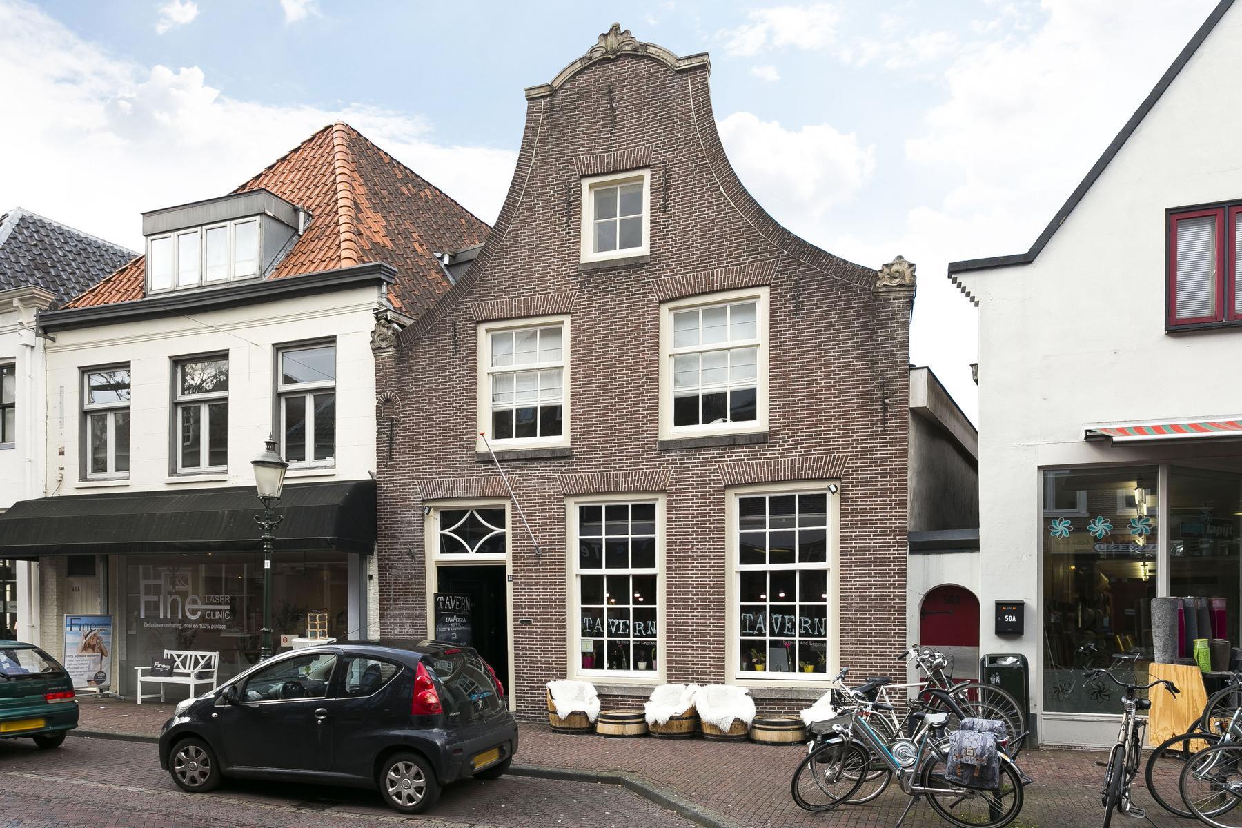 horecaruimte te huur in Amersfoort, beschikbaar via ReBM bedrijfsmakelaardij.