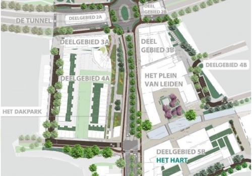 Kooiplein in Leiden 2315