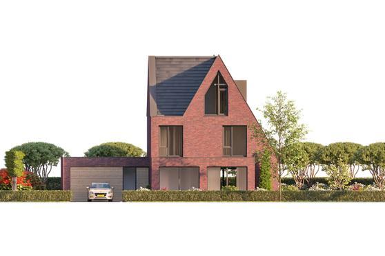 Bouwnummer (Bouwnummer 3) in Rotterdam 3045