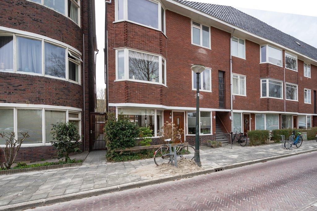 Hamburgerstraat 68 A in Groningen 9714 JG: Appartement. - Bakker ...