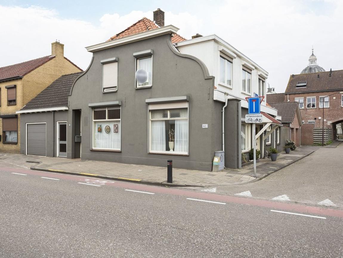 Molenstraat 61 in Oudenbosch 4731 HB