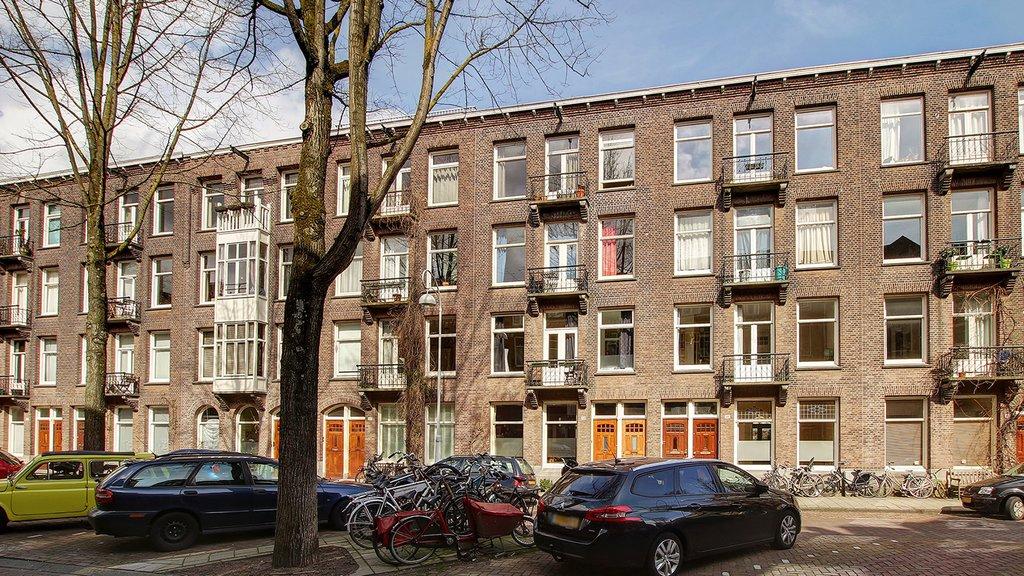 Linnaeusparkweg 109 h in amsterdam 1098 cv appartement for Funda amsterdam watergraafsmeer
