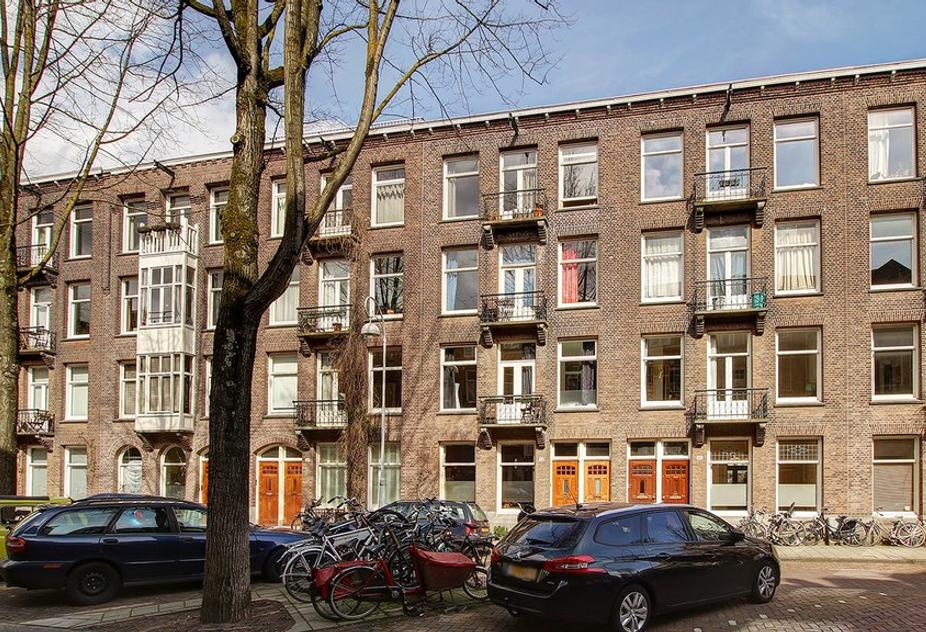 Linnaeusparkweg 109 H in Amsterdam 1098 CV