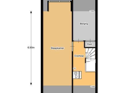 Lijndraaier 1 in Hoorn 1625 ZJ