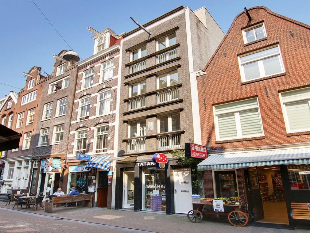 Korte Leidsedwarsstraat 151 C in Amsterdam 1017 PZ