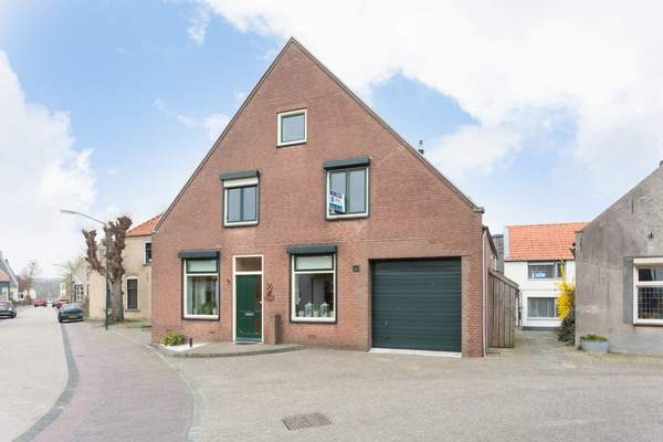 Molenstraat 34 +36 in Raamsdonk 4944 AD