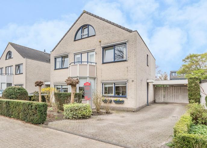 Johan Frisolaan 21 in Vught 5263 BS
