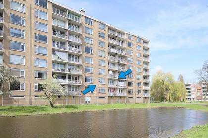 Wagnerplein 36 in Leiden 2324 GD
