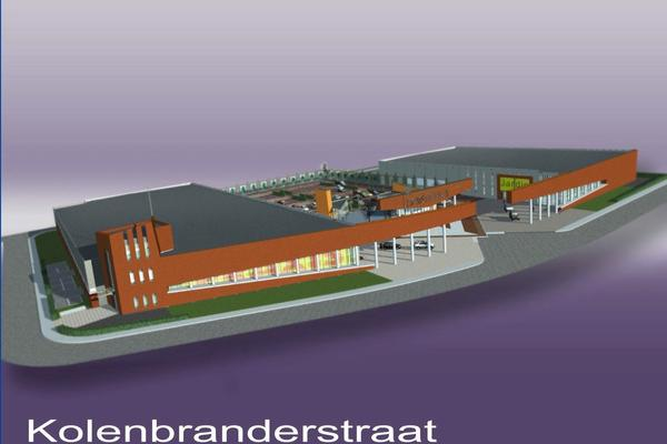 Kolenbranderstraat 5 in Sneek 8601 VC