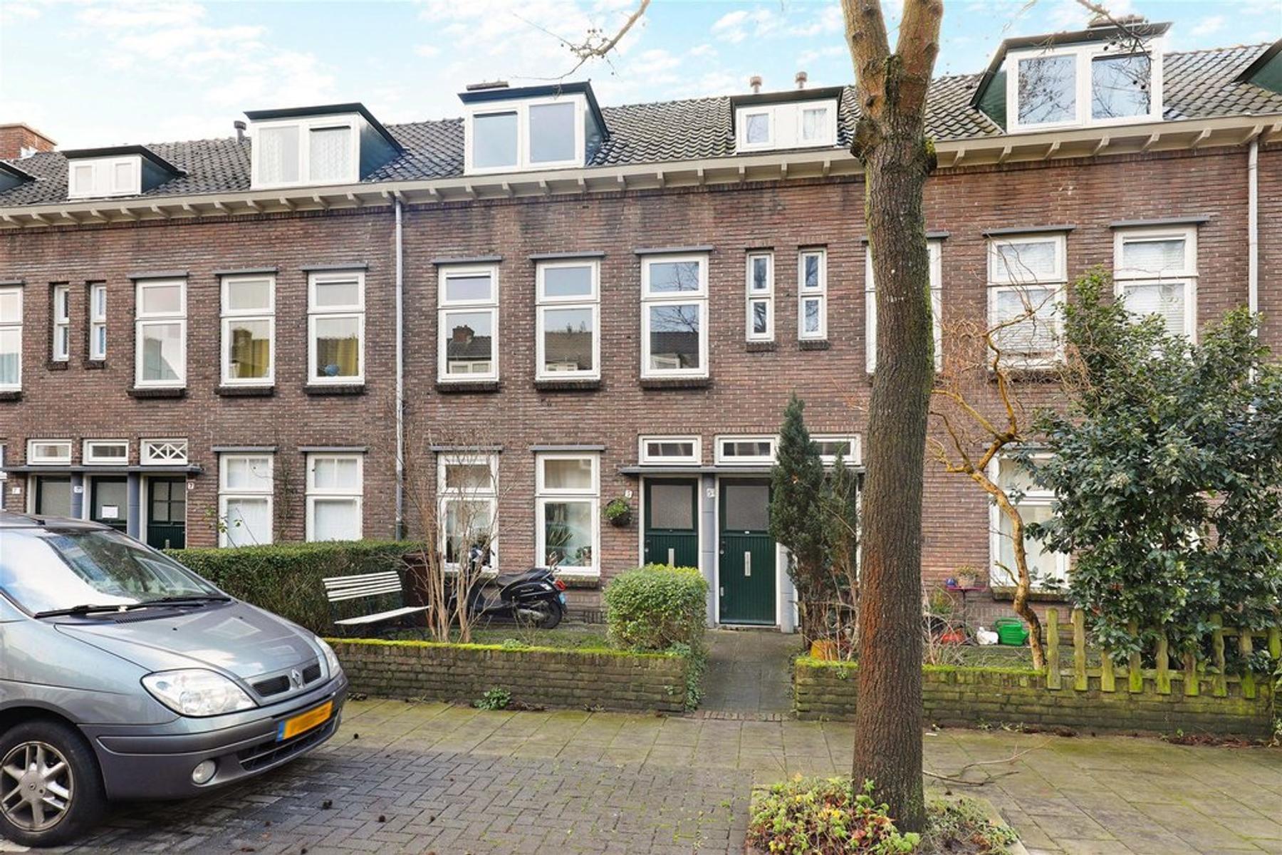 Schouwweteringstraat 5 bis a in utrecht 3513 gh: appartement