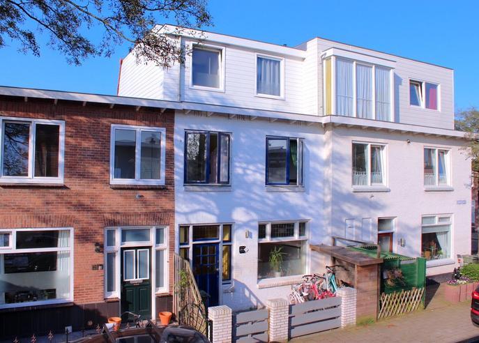 Djambistraat 4 in Haarlem 2022 EZ