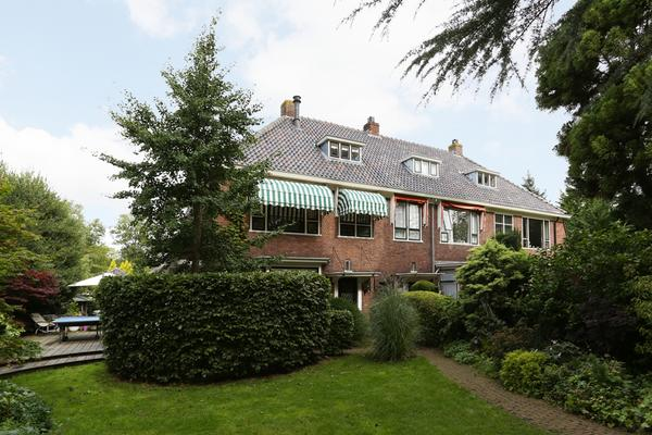 Backershagenlaan 10 A in Wassenaar 2243 AC
