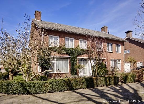 Einthovenstraat 12 in Helmond 5707 EG