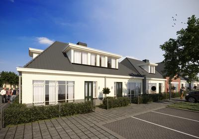 Bouwnummer in Zoetermeer 2729 PN