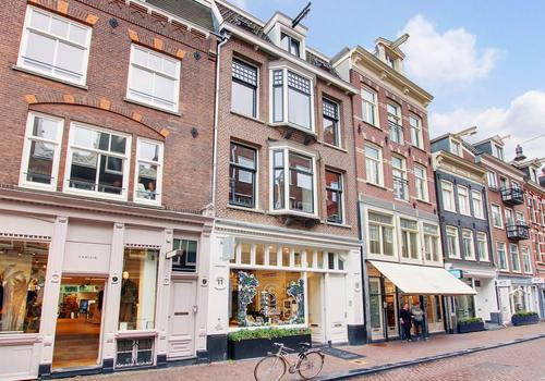 Runstraat 11 -1 in Amsterdam 1016 GJ