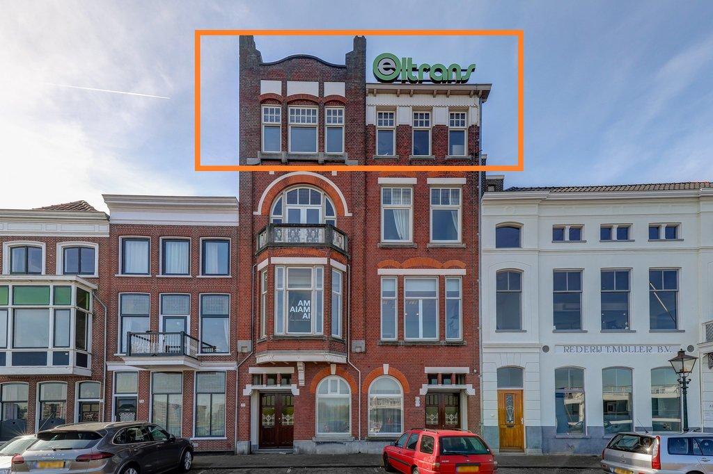 De Woonkamer Dordrecht : Merwekade 80 in dordrecht 3311 th: appartement. estate makelaar
