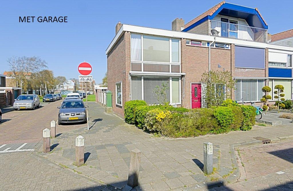 Garage Den Helder : Keteldiepstraat 9 in den helder 1784 xs: woonhuis te koop. warnars